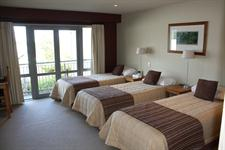 DH Fox Glacier - Single Beds