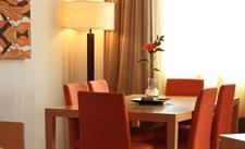 Deluxe Two Bedroom Dining