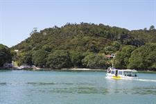 Take the Ferry to see Vineyards