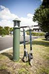 Scooters free for guest use