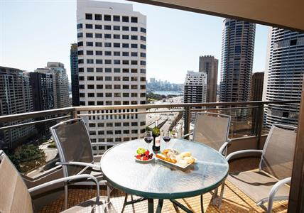 Deluxe Two Bedroom Executive Balcony