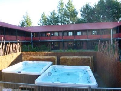 The Park Ruapehu - Spa Pools