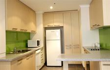 Deluxe Two Bedroom Kitchen