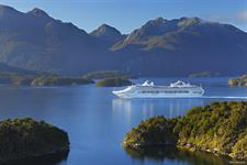 Cruising Through the Marlborough Sounds, Fiordland
