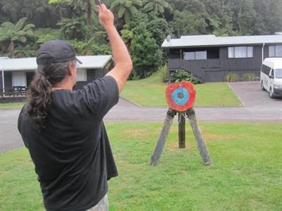 Archery, Axe or Knife Throwing