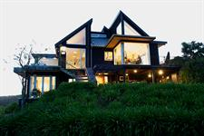 architecturally designed boutique accommodation