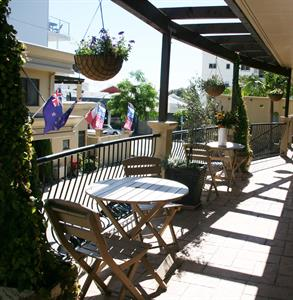 Enjoy sunshine balconies at Tuscany Villas