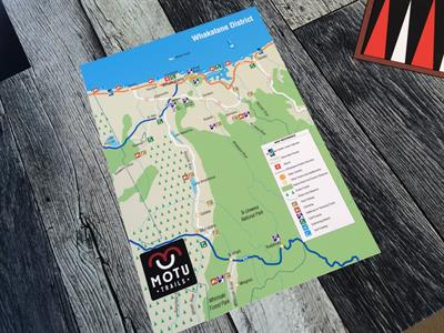 Find your way around Whakatane