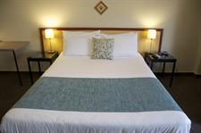 A good nights sleep awaits at Tuscany Villas