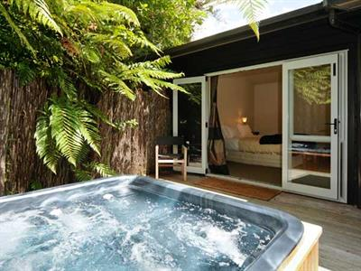 Guesthouse luxury with spa