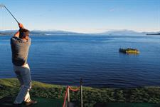 taupo's hole in one
