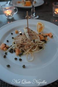 four course evening meals