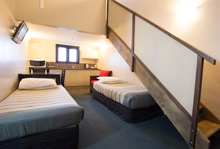 The Park Ruapehu - Self Contained Family Loft