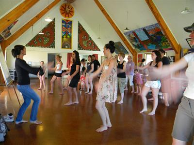 Workshop for Kapahaka