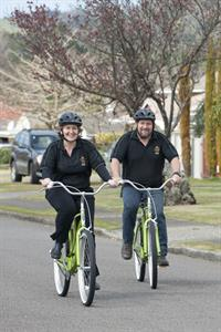 Come and try out our E Bikes