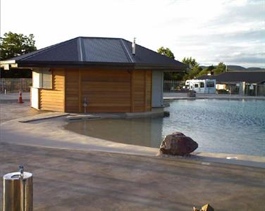 Completed Lusty's Lagoon
