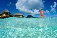 Bora Bora Romance - Tahiti Pearl Beach Resort - lagoon (12) Bora Bora Pearl Beach