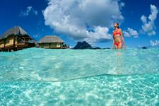 Lagoon - Overwater Bungalow - Bora Bora Pearl Beach Resort & Spa