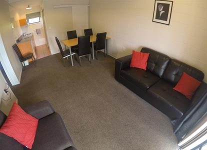 Self-Contained 2-Bedroom Living Room Wanaka Top 10