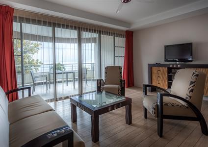5a - Manava Suites Resort Tahiti - Lagoon Suite wi Manava Suites Resort Tahiti