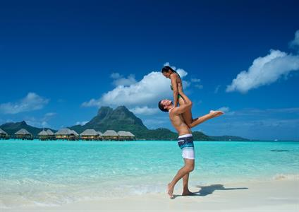 h - Bora Bora Pearl Beach & Spa - Romance