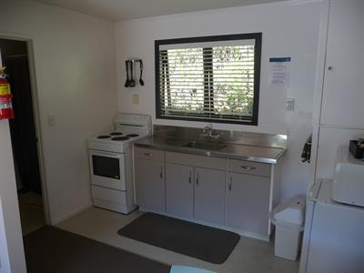 Superior Cabin Kitchen