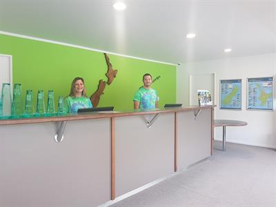 We look forward to welcoming you Waitomo Top 10 Holiday Park