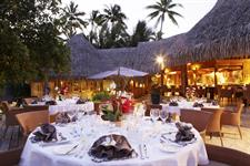 g - Bora Bora Pearl Beach & Spa - Wedding Dinner