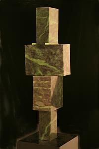 Chaos And Creation (6) Ian Boustridge - Jade Sculptor