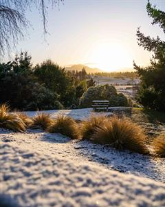 The Park - View Mt. Aspiring Holiday Park