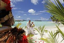 g - Bora Bora Pearl Beach & Spa - Wedding