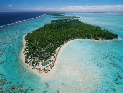 a - The Brando on Tetiaro Private Island - Aerial