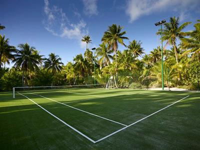 d - The Brando on Tetiaro Private Island - tennis