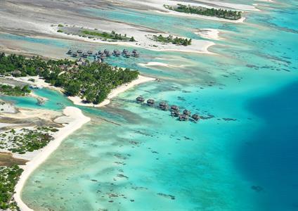 a - Tikehau - Tikehau Pearl Beach Resort - aerial2 Tikehau Pearl Beach Resort