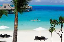a - Conrad Bora Bora Nui - Beach Conrad Bora Bora Nui