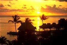 a - Conrad Bora Bora Nui - Sunset (2) Conrad Bora Bora Nui
