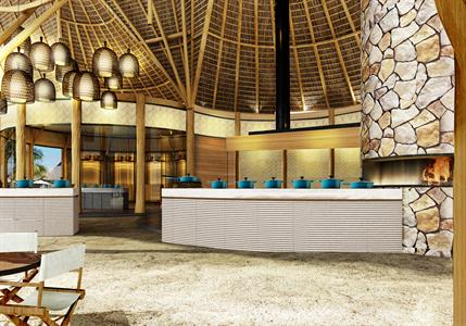 c - Conrad Bora Bora Nui - Beach Grille Conrad Bora Bora Nui