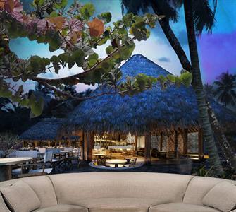 c - Conrad Bora Bora Nui - Tamure Grill Restaurant Conrad Bora Bora Nui