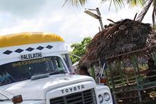 Local Transport Stevensons at Manase