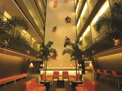 Swiss-Belinn Medan My Dream Hotel Lobby Swiss-Belinn Medan