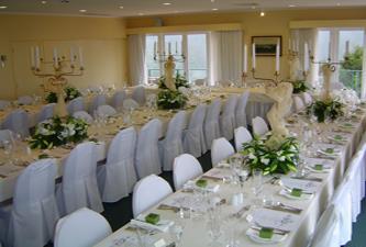 Wedding Setup – Tui Room Heritage Collection Waitakere Estate