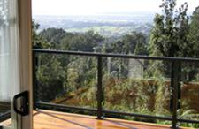 View From Gate Villa