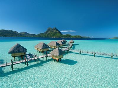 Bora Bora From The Air - Tahiti Pearl Beach Resort 6 Bora Bora Pearl Beach