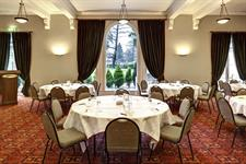 Ballroom/Conference Room, Cabaret Style Heritage Hanmer Springs