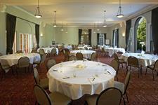 Ballroom,Conference Room, Cabaret Style Heritage Hanmer Springs