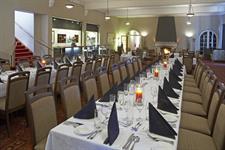 Isobel's Restaurant, Banquet Heritage Hanmer Springs