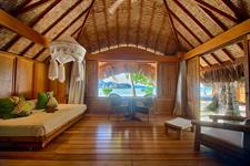 Bora Bora Accommodation - Tahiti Pearl Beach Resort - Beach villa (19) Bora Bora Pearl Beach