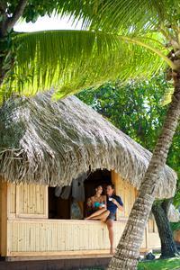Bora Bora Accommodation - Tahiti Pearl Beach Resort - Beach villa Bora Bora Pearl Beach