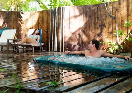 Bora Bora Accommodation - Tahiti Pearl Beach Resort - Beach Villa (13) Bora Bora Pearl Beach