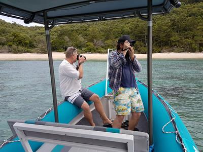 Camerman and Director